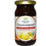 Organic India, Chyawanprash 100 % organique à base de plantes de la confiture (250 g)