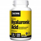 Hyaluronic Acid 50 mg (120 Veggie Caps) - Jarrow Formulas