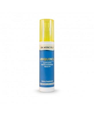 Amélioré de ubiquinol CoQ10 de bioactivité pompe Airless (54 ml) - Dr Mercola