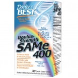 Doctor's Best, SAMe 400, Double-Strength, 30 Enteric Coated Tablets