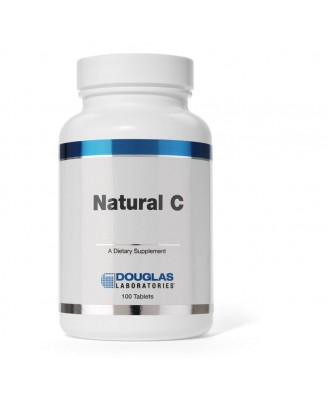 Naturel C 1000 mg -100 comprimés - Douglas Laboratories