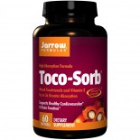 Toco-Sorb Mixed Tocotrienols and Vitamin E (60 Softgels) - Jarrow Formulas