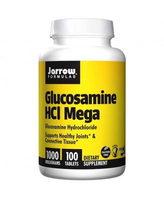 Glucosamine HCL Mega 1000 mg (100 tablets) - Jarrow Formulas