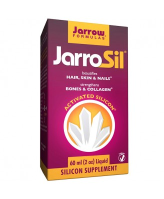 JarroSil Activated Silicon Liquid (60 ml) - Jarrow Formulas