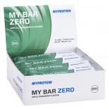 MyBar Zero, Strawberry Vanilla, 12 x 65g Box - MyProtein