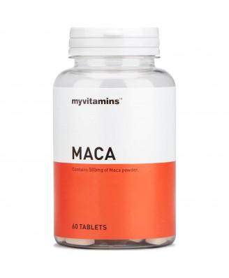 Myvitamins Maca, 180 Tablets (180 Tablets) - Myvitamins