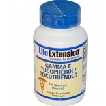 Life Extension, Gamma E Tocopherol/Tocotrienols, 60 Softgels