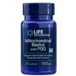 Mitochondrial Energy Optimizer avec BioPQQ, 120 capsules, Life Extension