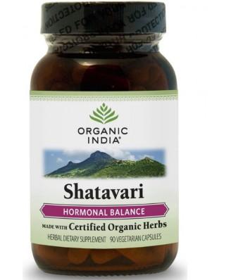 Shatavari (90 Veggie Caps) - Organic India