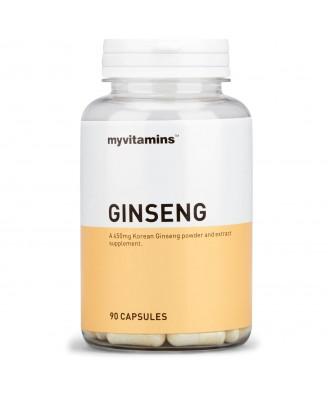 Myvitamins Ginseng, 30 Capsules (30 Capsules) - Myvitamins
